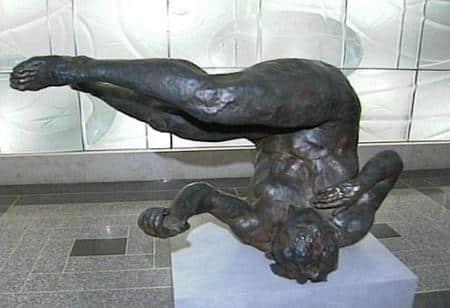 , Comment nettoyer une statue de plomb