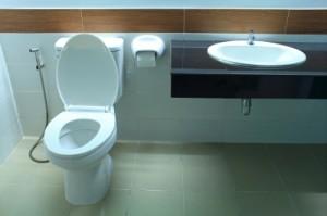 nettoyer et désodoriser les toilettes