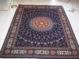 Nettoyage tapis persan