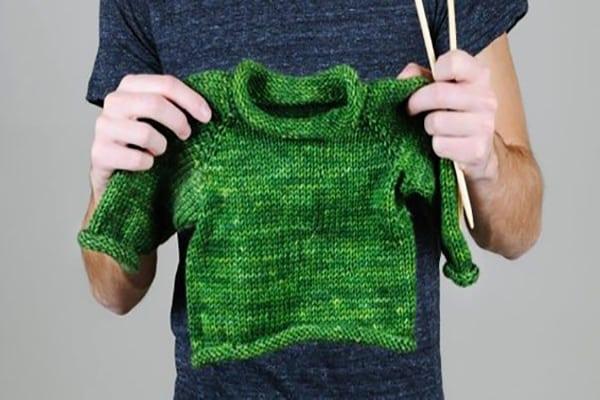 , Comment rétrécir un pull en laine