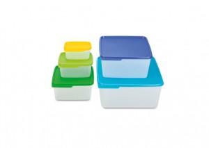 Comment nettoyer des boites plastiques style tupperware