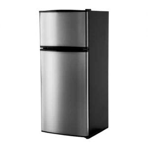 Comment nettoyer l'inox : réfrigerateur