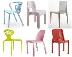 Comment nettoyer des chaises plastiques
