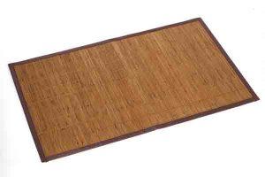 Comment nettoyer un tapis en bambou
