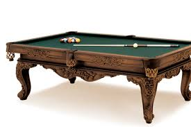 Comment nettoyer une table de billard
