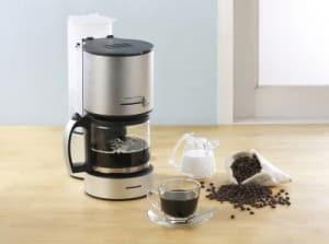 Comment nettoyer une cafetière avec du vinaigre