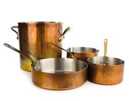 Comment nettoyer des casseroles en cuivre