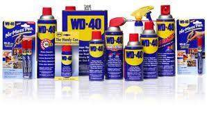Comment nettoyer une porte de douche avec WD40