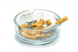 comment nettoyer une trace de brulure de cigarette