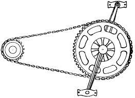Comment nettoyer une chaîne de vélo