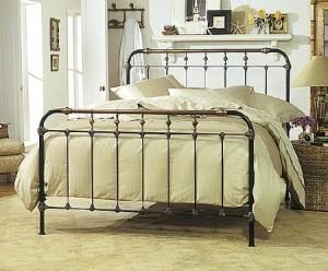 nettoyer une tête de lit en laiton