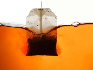 11 utilisations de sachets de thé originales