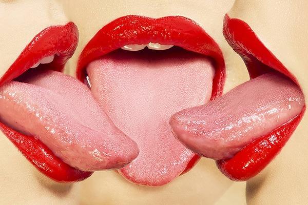 Langue brûlée ?  quelques astuces pour la soigner